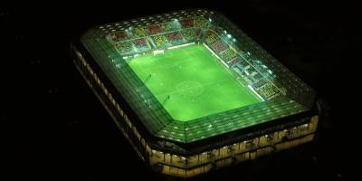 "Football Stadium ""Korona Kielce"""